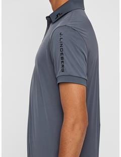 Tour Tech TX Jersey Polo - Regular Fit Dk Grey