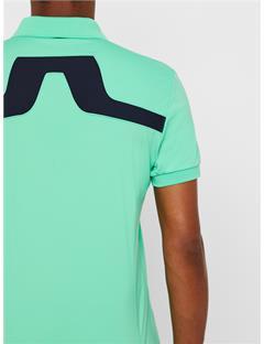 KV TX Jersey Polo - Regular Fit Fresh Green
