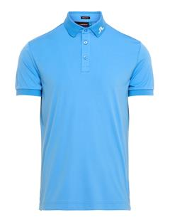 Mens KV TX Jersey Polo - Regular Fit Silent Blue