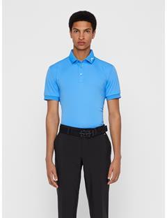 KV TX Jersey Polo - Regular Fit Silent Blue