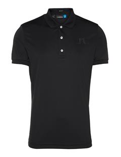 Big Bridge TX Jersey Polo - Regular Fit Black