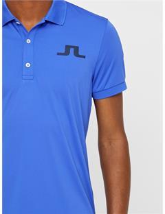 Big Bridge TX Jersey Polo - Regular Fit Daz Blue