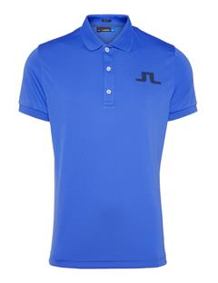 Big Bridge TX Jersey Polo - Regular Fit Daz Blue