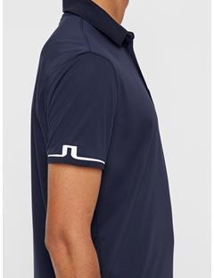 Petr TX Jersey Polo JL Navy