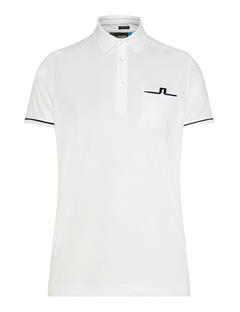 Petr TX Jersey Polo White