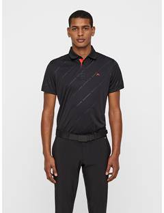 Mens Clay TX Jersey + Polo - Regular Fit Black Print