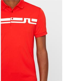 Eddy TX Jersey Polo Racing Red