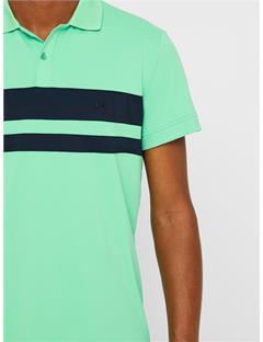 Craig TX Torque Polo Fresh Green