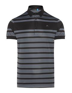 Mens Ralfs TX Jersey Polo Black