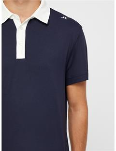 Henry Lux Pique Polo JL Navy