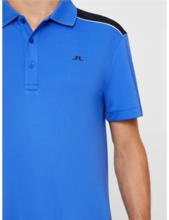 Matty TX Jersey Polo Daz Blue