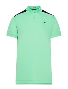 Mens Matty TX Jersey Polo Fresh Green