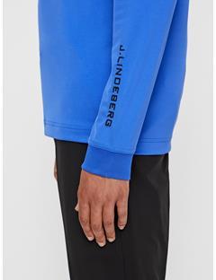 Tour Tech TX Jersey Long Sleeve Polo - Regular Fit Daz Blue
