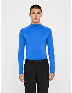 Mens Aello Soft Compression Layer Daz Blue