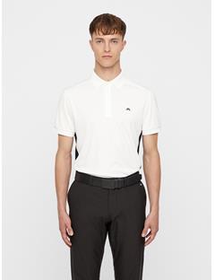 Mens Dario TX Jersey + Polo - Slim Fit White