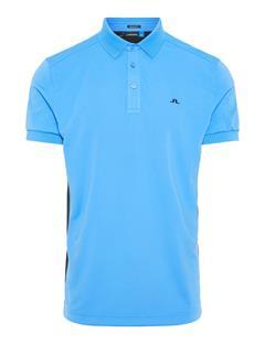Mens Dario TX Jersey + Polo - Regular Fit Silent Blue