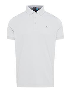 Mens Dario TX Jersey + Polo - Regular Fit Stone Grey