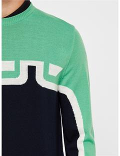 Alf Tour Merino Sweater Fresh Green
