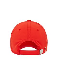 Mens Angus Tech Stretch Cap Racing Red