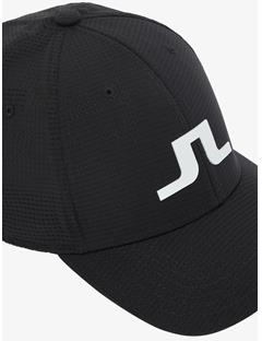 Mens Caden Tech Mesh Cap Black