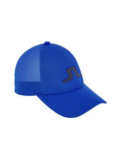 Mens Ace Mesh Seamless Cap Daz Blue