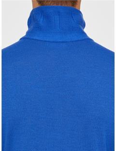 Ed Coolmax Cashmere Sweater Daz Blue