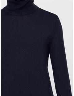 Ed Coolmax Cashmere Sweater JL Navy