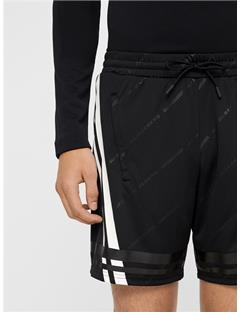 Danny TX Jersey Shorts Black Print