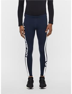 Mens Clinton Compression Leggings JL Navy