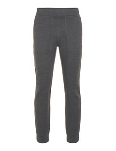 Mens Athletic Tech Sweat Pants Grey Melange