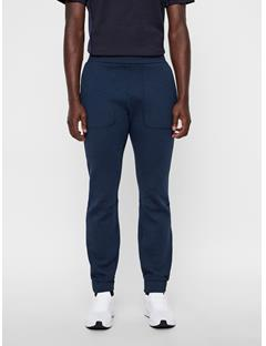 Mens Athletic Tech Sweat Pants JL Navy