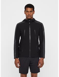 Mens Wensel 2.5 Ply Running Jacket Black