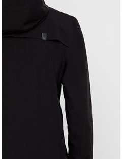Mens Wensel 2.5 Ply Running Jacket Black