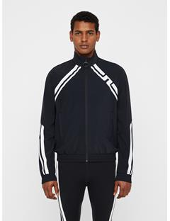 Mens Suff Retro Lux Softshell Jacket Black