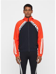 Suff Retro Lux Softshell Jacket Racing Red