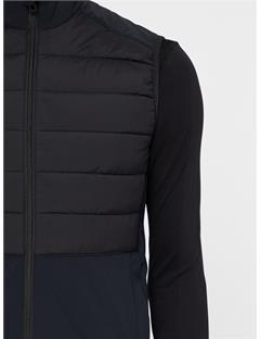 Season Hybrid Vest Black