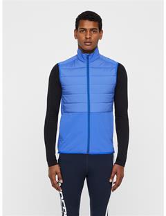 Season Hybrid Vest Daz Blue