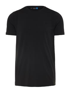 Mens Atma Seamless T-shirt Black