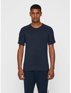 Mens Riley Double Mesh T-shirt JL Navy