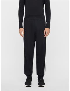 Pat French Terry Sweatpants Black