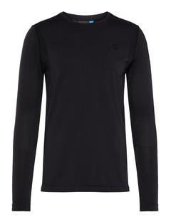 Mens Merika Seamless T-shirt Black