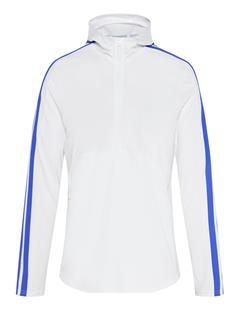 Mens Calin TX Jersey Hooded Layer White