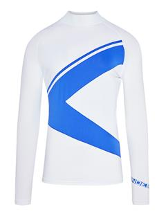 Mens Alfie Soft Compression Top White