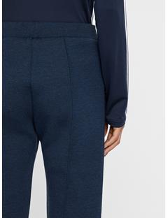 Womens Lina Tech Sweatpants Navy melange
