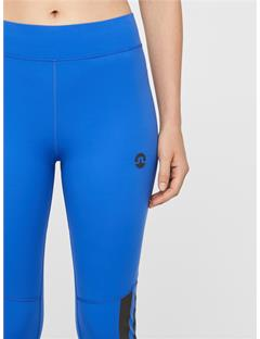 Womens Vana Compression Leggings Daz Blue