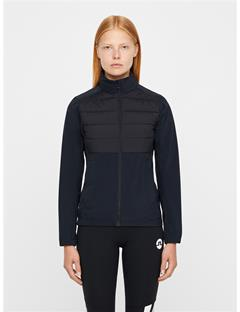 Womens Season Hybrid Jacket Black