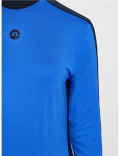 Womens Adele Soft Compression Top Daz Blue