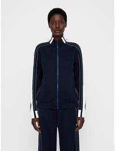 Womens Shayna Tech Track Jacket JL Navy