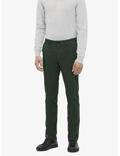 Mens Chaze Super Satin Pants Dark Green