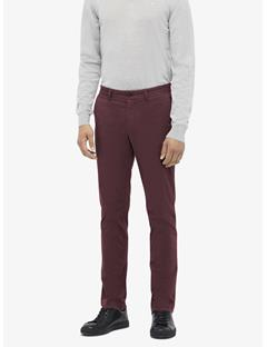 Mens Chaze Super Satin Pants Zinfandel